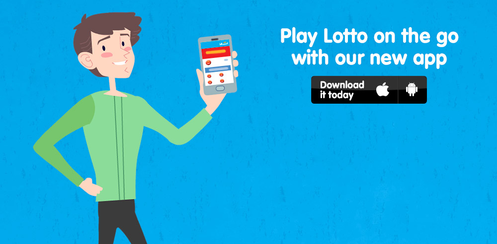 Download the Lotterywest App